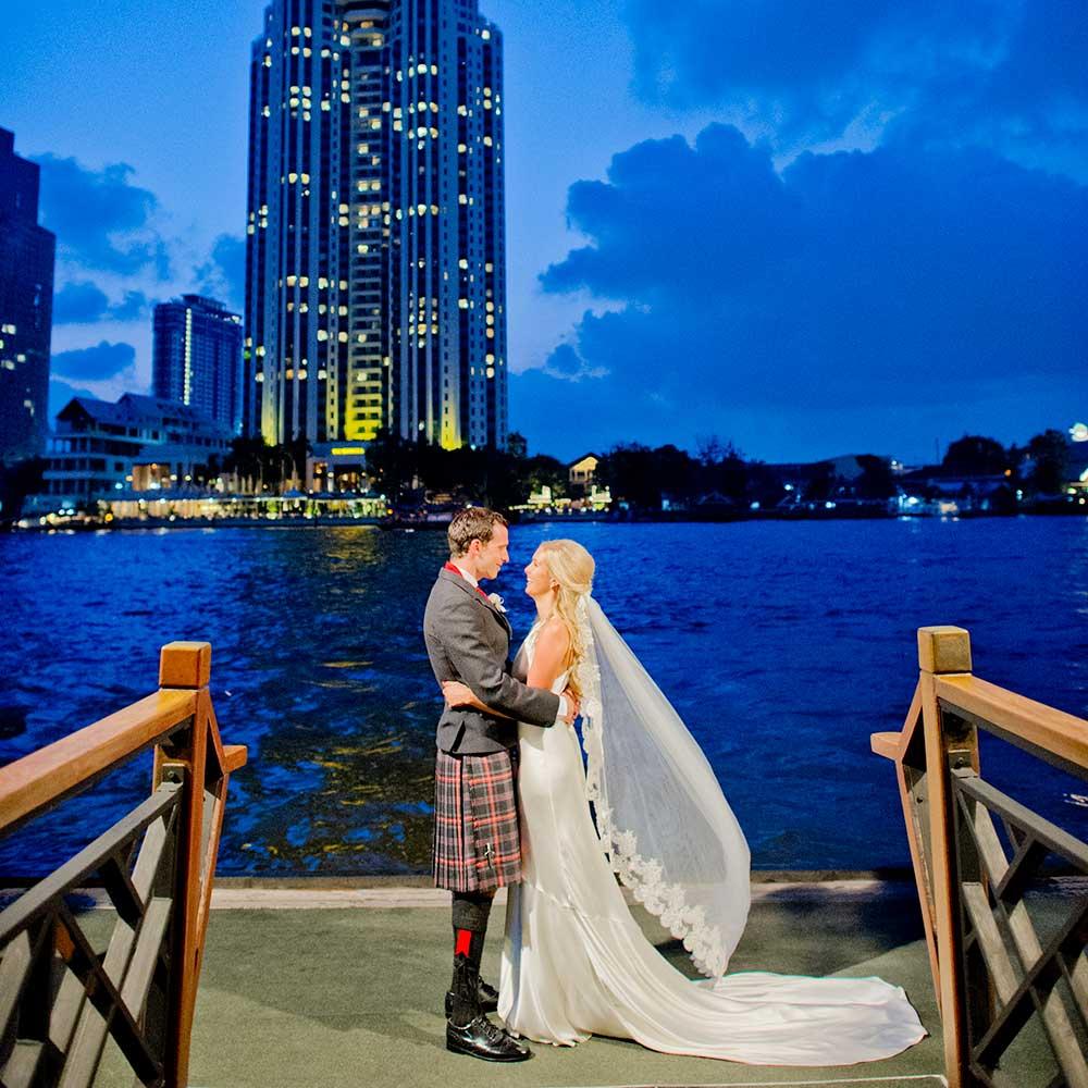 Testimonial - Amy & Mark - Mandarin Oriental Bangkok Wedding