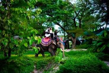 Pattaya, Thailand - Jaime & Krister's destination wedding at Rabbit Resort in Pattaya, Thailand.