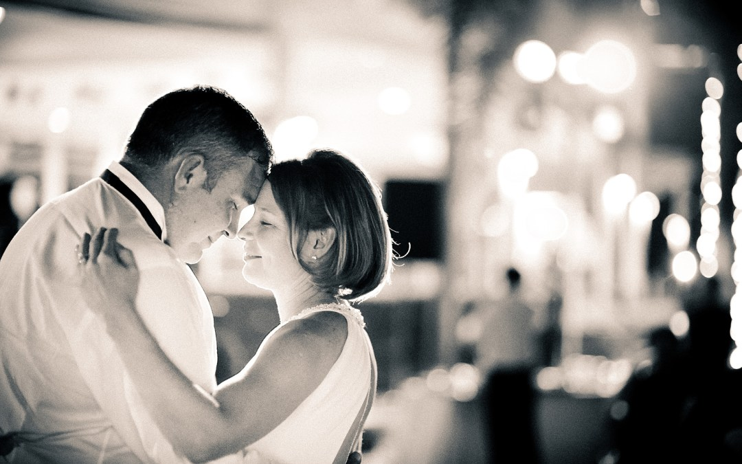 Photo of the Day: First Dance