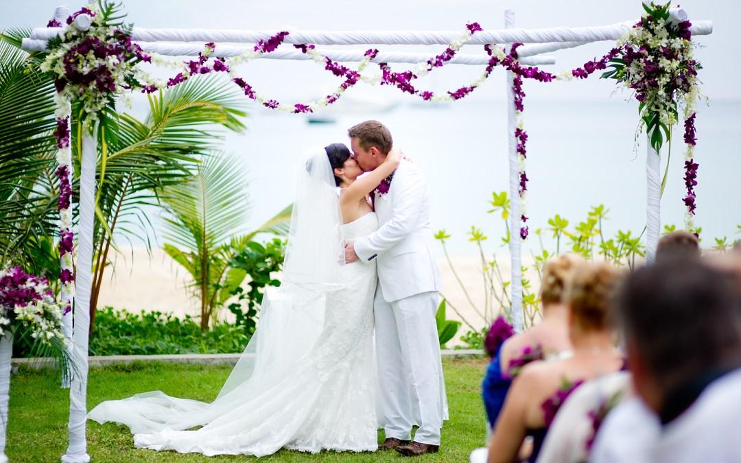 Phuket Thailand Wedding Photography: The Surin Phuket
