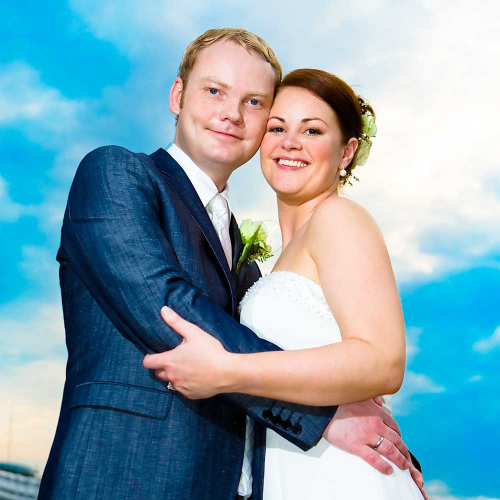 Testimonial - Tone & Rune - Wedding couple from Norway