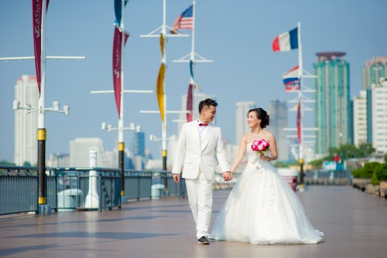 Edith and Joe's Asiatique The Riverfront pre-wedding (prenuptial, engagement session) in Bangkok, Thailand. Asiatique The Riverfront_Bangkok_wedding_photographer_Edith and Joe_1567.JPG