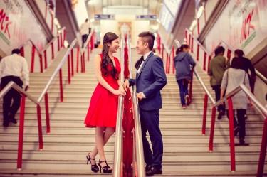 Cherlyn and Ben's BTS Siam pre-wedding (prenuptial, engagement session) in Bangkok, Thailand. BTS Siam_Bangkok_wedding_photographer__1284.TIF