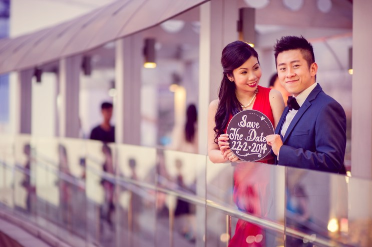 Cherlyn and Ben's Bangkok Art & Culture Centre pre-wedding (prenuptial, engagement session) in Bangkok, Thailand. Bangkok Art & Culture Centre_Bangkok_wedding_photographer__1292.TIF