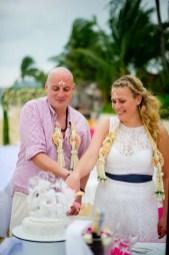 Madeline and Matthew's Bo Phut Resort & Spa Vow Renewal in Samui, Thailand. Bo Phut Resort & Spa_Samui_wedding_photographer_Madeline and Matthew_0426.TIF