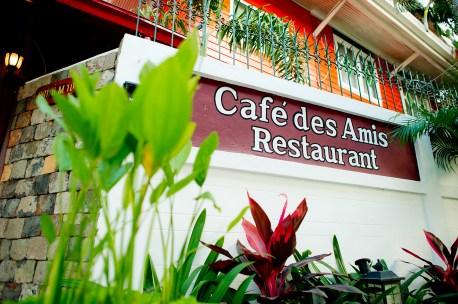 Linda and Tor's Cafe des Amis Restaurant wedding in Pattaya, Thailand. Cafe des Amis Restaurant_Pattaya_wedding_photographer_Linda and Tor_1731.TIF