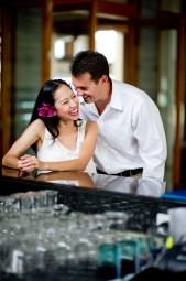 Tarinee and Dyson's Deevana Plaza Krabi Aonang pre-wedding (prenuptial, engagement session) in Krabi, Thailand. Deevana Plaza Krabi Aonang_Krabi_wedding_photographer_Tarinee and Dyson_1826.TIF