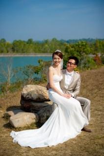 Si'En and Lai's Khao Yai National Park pre-wedding (prenuptial, engagement session) in Khao Yai, Thailand. Khao Yai National Park_Khao Yai_wedding_photographer_Si'En and Lai_0221.TIF