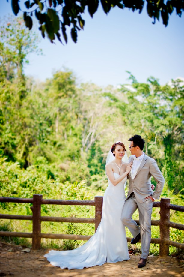 Si'En and Lai's Khao Yai National Park pre-wedding (prenuptial, engagement session) in Khao Yai, Thailand. Khao Yai National Park_Khao Yai_wedding_photographer_Si'En and Lai_0232.TIF