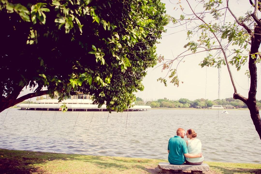 Bangkok Pre-Wedding   King Rama IX Park Pre-Wedding