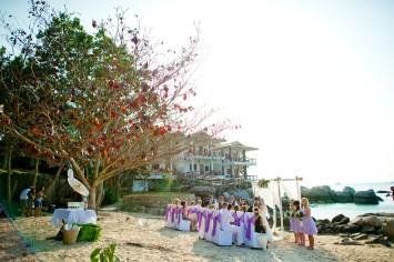 Jill and Matthew's Koh Tao Beach wedding in Koh Tao, Thailand. Koh Tao Beach_Koh Tao_wedding_photographer_Jill and Matthew_0029.TIF