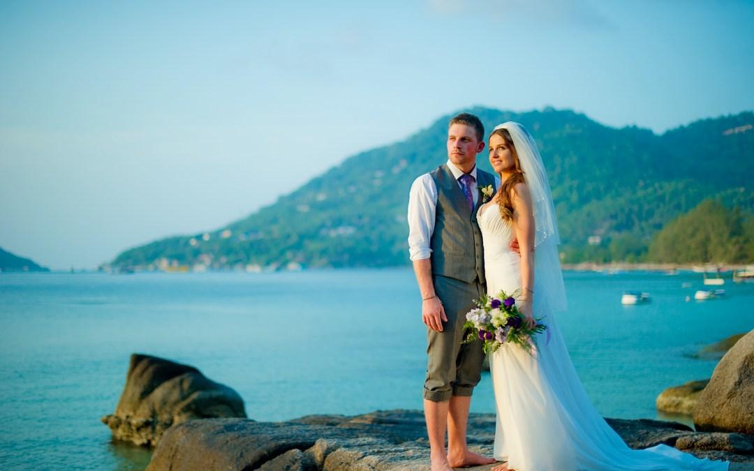 Photo of the Day: Koh Tao Beach Wedding