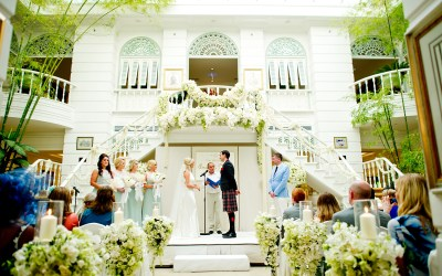 Mandarin Oriental Bangkok Wedding – Amy & Mark
