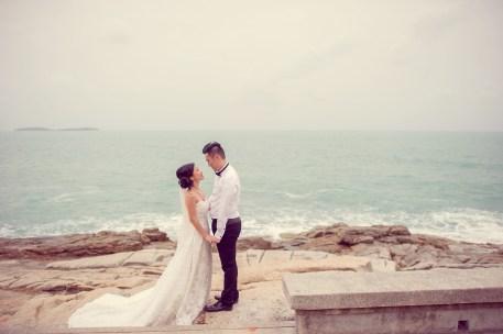 Ada and Chris's Samui Viewpoint pre-wedding (prenuptial, engagement session) in Koh Samui, Thailand. Samui Viewpoint_Koh Samui_wedding_photographer_Ada and Chris_1838.TIF