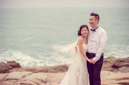 Ada and Chris's Samui Viewpoint pre-wedding (prenuptial, engagement session) in Koh Samui, Thailand. Samui Viewpoint_Koh Samui_wedding_photographer_Ada and Chris_1840.TIF