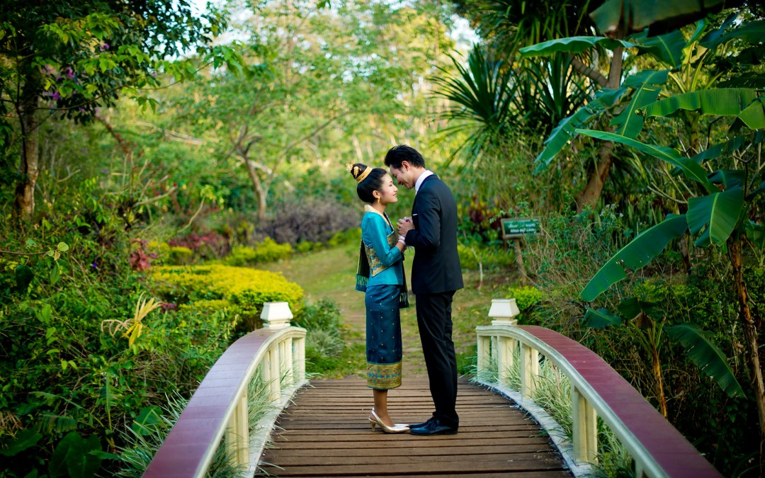 Sinouk Coffee Resort Laos Wedding