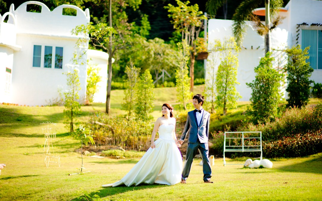 Photo of the Day: Pre-Wedding at The Buda Muaklek Resort