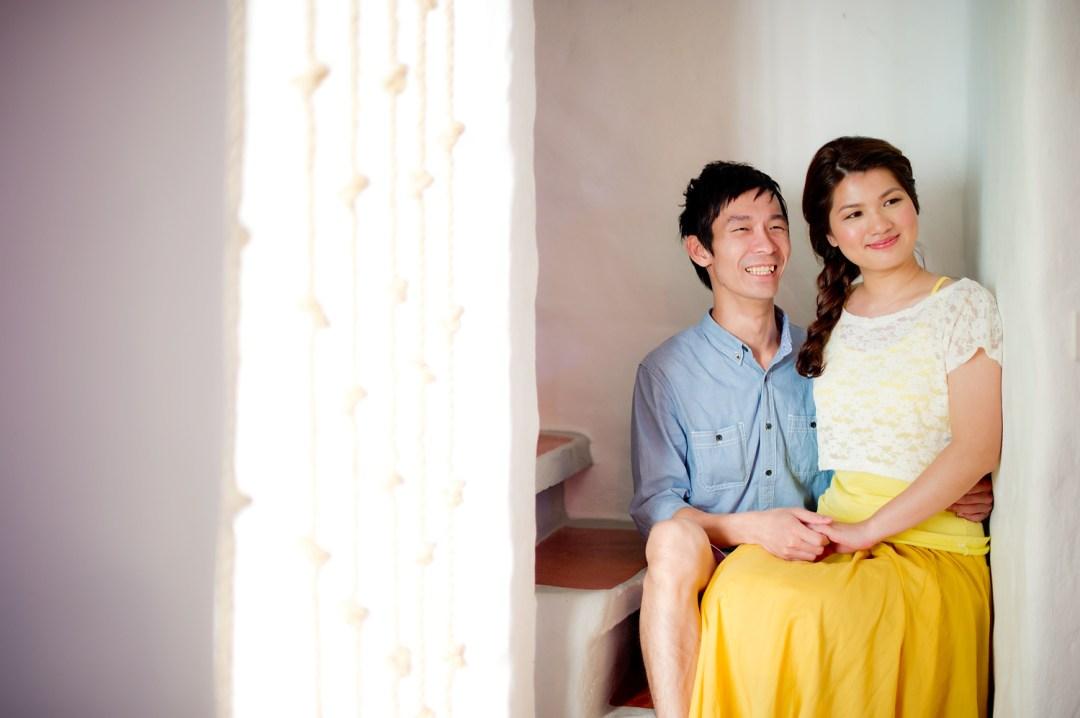Chet Waterfall Pre-Wedding   Saraburi Wedding Photography