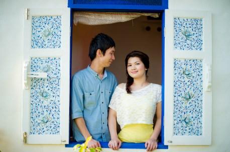 Waterfall Pre-Wedding | Thailand Saraburi Pre-Wedding Photography