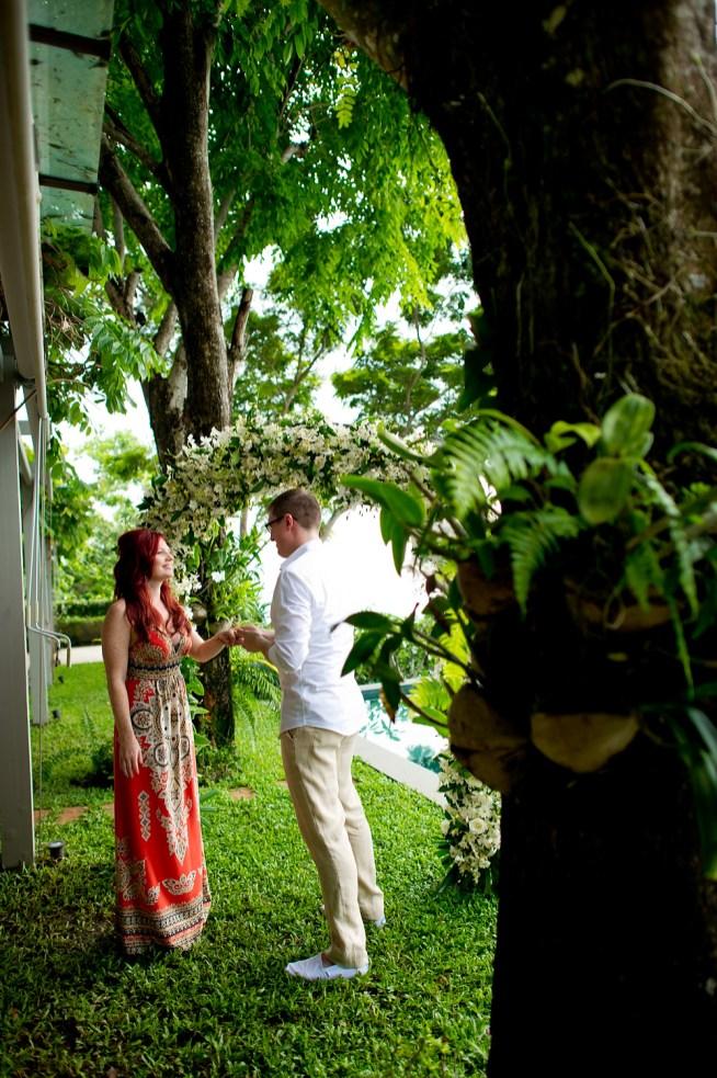 Dona and Austin's The Headland Villas Koh Samui wedding in Koh Samui, Thailand. The Headland Villas Koh Samui_Koh Samui_wedding_photographer_Dona and Austin_1748.TIF