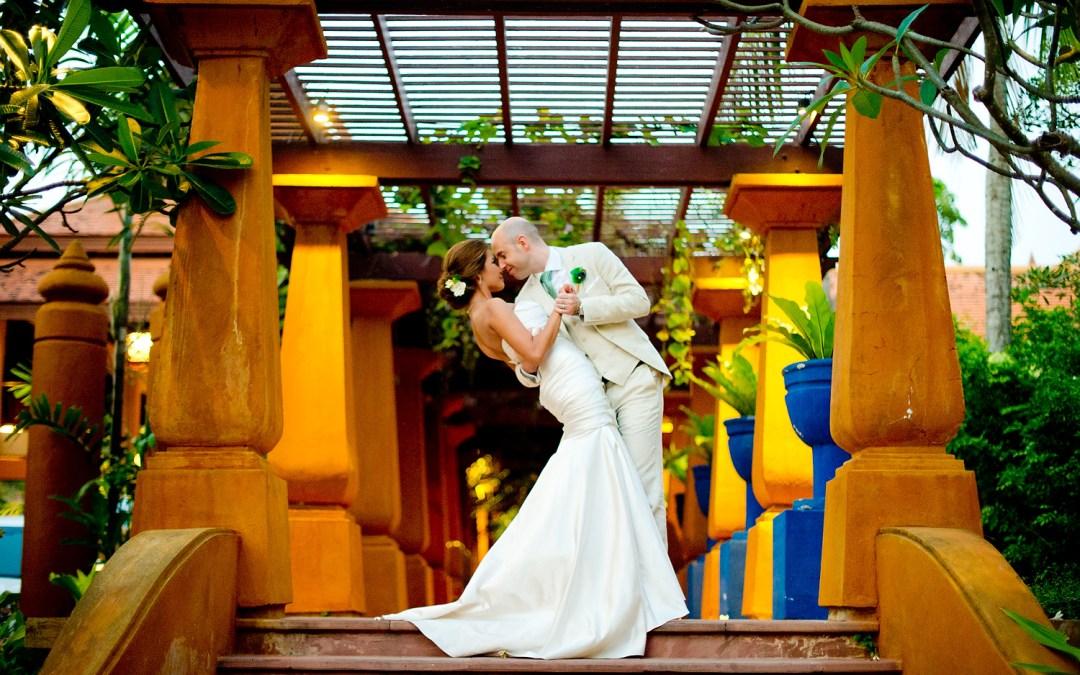 Hua Hin Thailand Wedding Photography: Anantara Hua Hin Resort and Spa