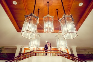 Hua Hin, Thailand - Destination wedding at Centara Grand Beach Resort & Villas Hua Hin in Thailand.