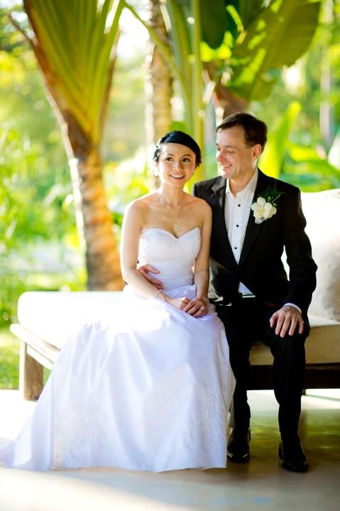 Hua Hin, Thailand - Destination wedding at Evason Hua Hin in Thailand.
