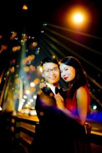 Jill and Daniel's Rama VIII Bridge pre-wedding (prenuptial, engagement session) in Bangkok, Thailand. Bangkok_Rama VIII Bridge_wedding_photographer_Jill and Daniel_40.TIF