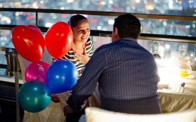 Bangkok Marriage Proposal: Rosalba and Jorge