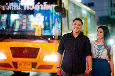 Astrid and Daniel's China Town pre-wedding (prenuptial, engagement session) in Bangkok, Thailand. China Town_Bangkok_wedding_photographer_Astrid and Daniel_11.TIF