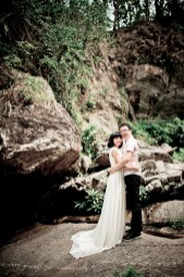Mini and Treey's Huay Keaw Waterfall pre-wedding (prenuptial, engagement session) in Chiang Mai, Thailand. Huay Keaw Waterfall_Chiang Mai_wedding_photographer_Minin and Treey_08.TIF