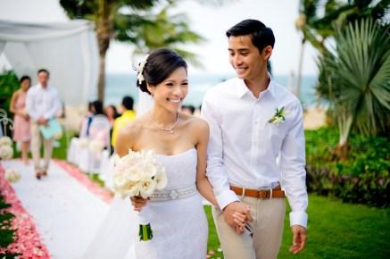 Berry and Tan's InterContinental Danang Sun Peninsula Resort wedding in Danang City, Thailand. InterContinental Danang Sun Peninsula Resort_Danang City_wedding_photographer_Berry and Tan_063.TIF