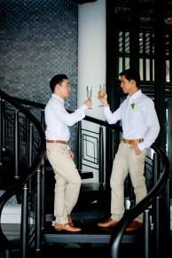 Berry and Tan's InterContinental Danang Sun Peninsula Resort wedding in Danang City, Thailand. InterContinental Danang Sun Peninsula Resort_Danang City_wedding_photographer_Berry and Tan_064.TIF