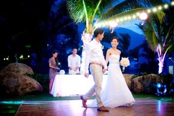 Berry and Tan's InterContinental Danang Sun Peninsula Resort wedding in Danang City, Thailand. InterContinental Danang Sun Peninsula Resort_Danang City_wedding_photographer_Berry and Tan_078.TIF