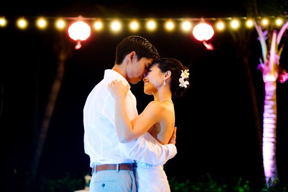 Berry and Tan's InterContinental Danang Sun Peninsula Resort wedding in Danang City, Thailand. InterContinental Danang Sun Peninsula Resort_Danang City_wedding_photographer_Berry and Tan_087.TIF