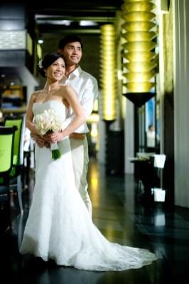 Berry and Tan's InterContinental Danang Sun Peninsula Resort wedding in Danang City, Thailand. InterContinental Danang Sun Peninsula Resort_Danang City_wedding_photographer_Berry and Tan_107.TIF