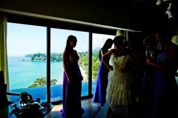 Elerin and Brian's Katathani Phuket Beach Resort destination wedding in Phuket, Thailand. Katathani Phuket Beach Resort_Phuket_wedding_photographer_Elerin and Brian_31.JPG