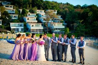 Elerin and Brian's Katathani Phuket Beach Resort destination wedding in Phuket, Thailand. Katathani Phuket Beach Resort_Phuket_wedding_photographer_Elerin and Brian_72.JPG