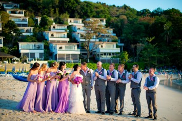Elerin and Brian's Katathani Phuket Beach Resort destination wedding in Phuket, Thailand. Katathani Phuket Beach Resort_Phuket_wedding_photographer_Elerin and Brian_72.JPG