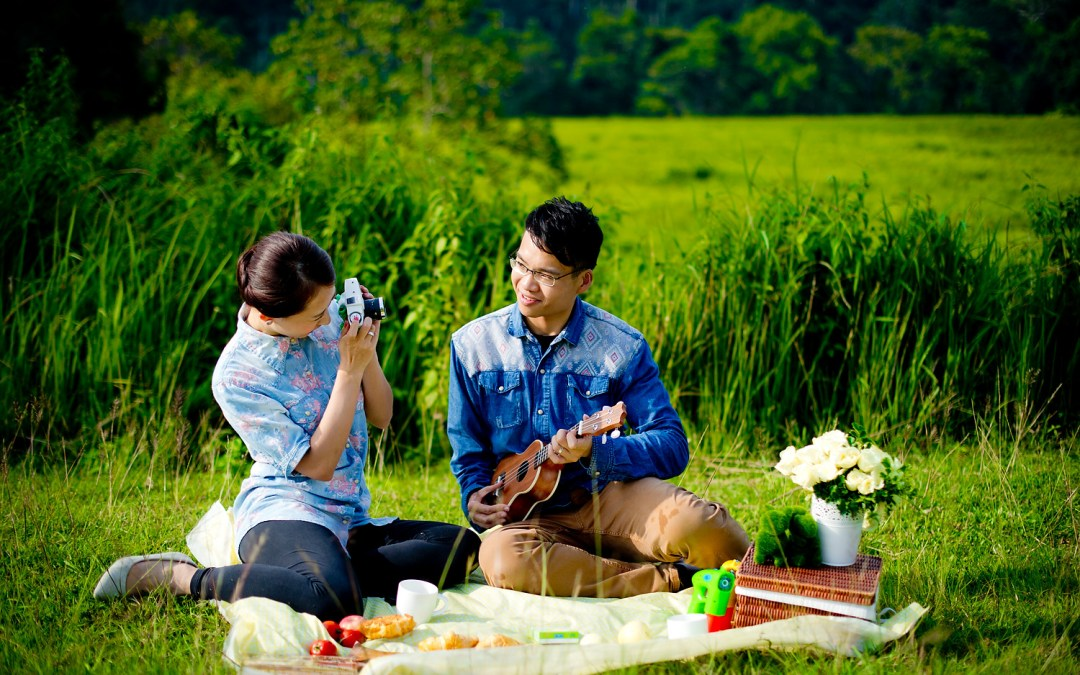 Photo of the Day: Pre Wedding at Khao Yai National Park Thailand
