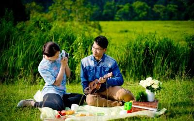Khao Yai & Bangkok Pre-Wedding (Prenuptial): Jill & Daniel