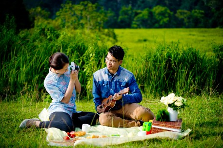 Photo of the Day - Khao Yai National Park Pre-Wedding - Thailand Wedding Photography