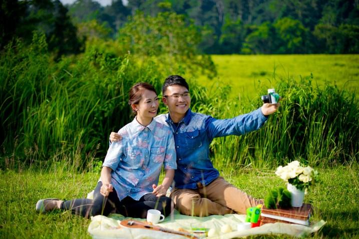 Jill and Daniel's Khao Yai National Park pre-wedding (prenuptial, engagement session) in Nakhon Ratchasima, Thailand. Khao Yai National Park_Nakhon Ratchasima_wedding_photographer_Jill and Daniel_37.TIF