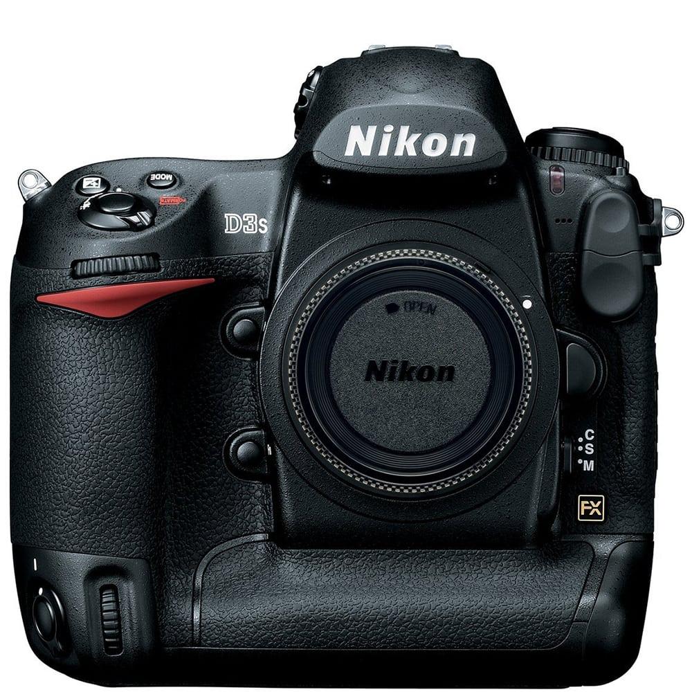 Nikon D3S 12.1 MP CMOS Digital SLR Camera
