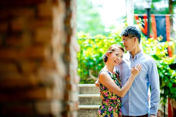Jill and Daniel's Palio KhaoYai pre-wedding (prenuptial, engagement session) in Nakhon Ratchasima, Thailand. Palio KhaoYai_Nakhon Ratchasima_wedding_photographer_Jill and Daniel_17.TIF