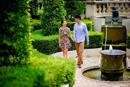 Jill and Daniel's Palio KhaoYai pre-wedding (prenuptial, engagement session) in Nakhon Ratchasima, Thailand. Palio KhaoYai_Nakhon Ratchasima_wedding_photographer_Jill and Daniel_20.TIF