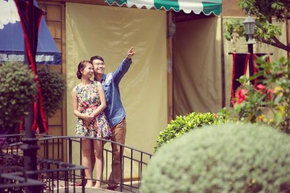 Jill and Daniel's Palio KhaoYai pre-wedding (prenuptial, engagement session) in Nakhon Ratchasima, Thailand. Palio KhaoYai_Nakhon Ratchasima_wedding_photographer_Jill and Daniel_30.TIF