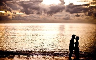 Pattaya Pre-Wedding: Deborah & Hunter