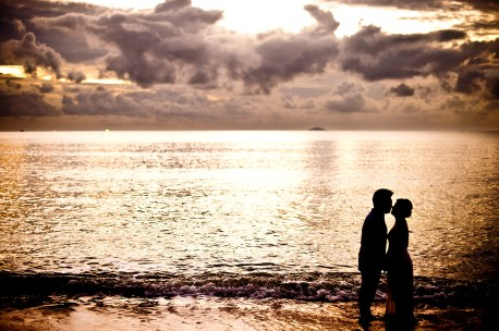 Deborah and Hunter's Pattaya Beach pre-wedding (prenuptial, engagement session) in Pattaya, Thailand. Pattaya Beach_Pattaya_wedding_photographer_Deborah and Hunter_11.TIF