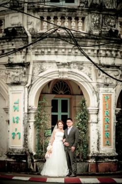 Phuket Old Town Pre-Wedding - 34